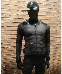 spiderman-black-jacket