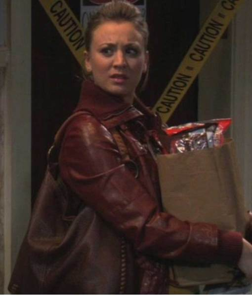 the-big-bang-theory-penny-red-leather-jacket