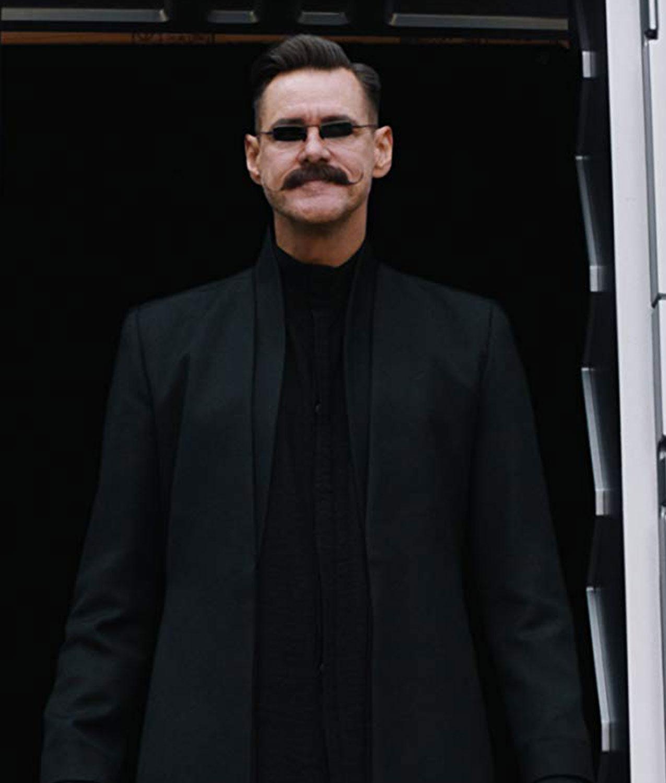 Dr Ivo Robotnik Coat Sonic The Hedgehog Doctor Eggman Coat Jackets Creator