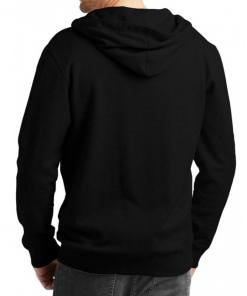 mens-casual-black-zip-up-hoodie
