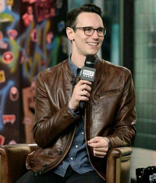 edward-nygma-gotham-brown-leather-jacket