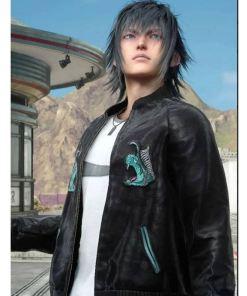 final-fantasy-xv-noctis-black-bomber-jacket