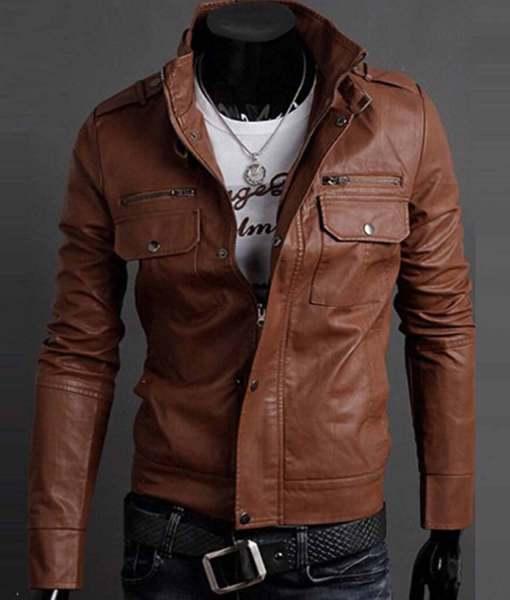 mens-slim-fit-faux-leather-jacket