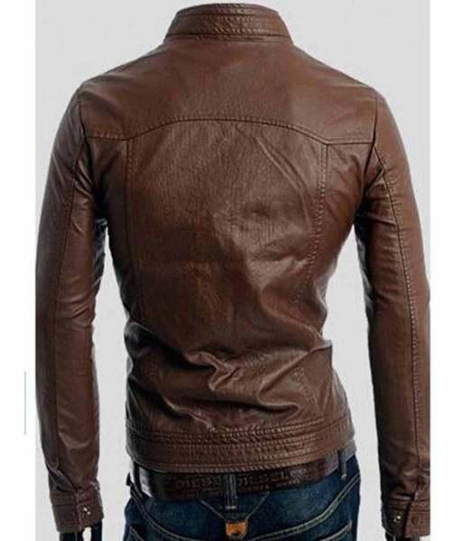 mens-slim-fit-mandarin-collar-leather-jacket