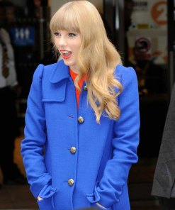 taylor-swift-wool-blue-coat