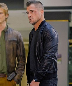 macgyver-bomber-leather-jacket