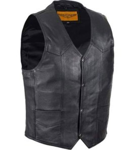 mc-california-leather-vest
