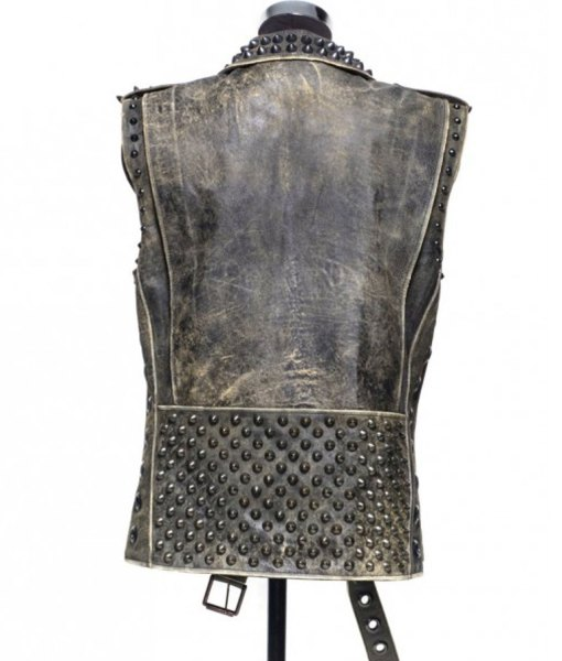 womens-spiked-leather-vest