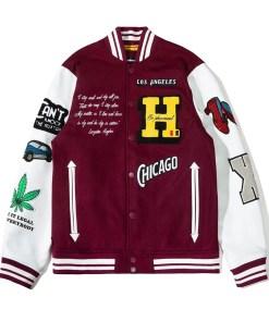 kenya-barris-letterman-jacket