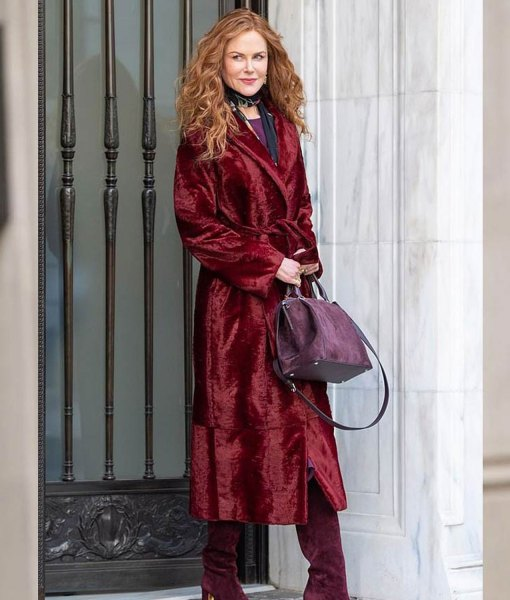 nicole-kidman-the-undoing-grace-sachs-maroon-coat