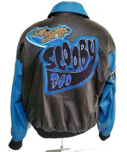 scooby-doo-leather-jacket