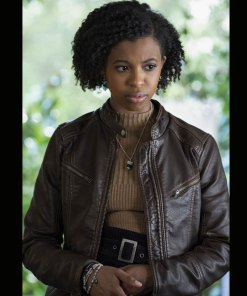 13-reasons-why-ani-achola-leather-jacket