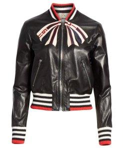 dorinda-medley-leather-jacket