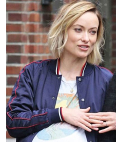 olivia-wilde-life-itself-abby-bomber-jacket