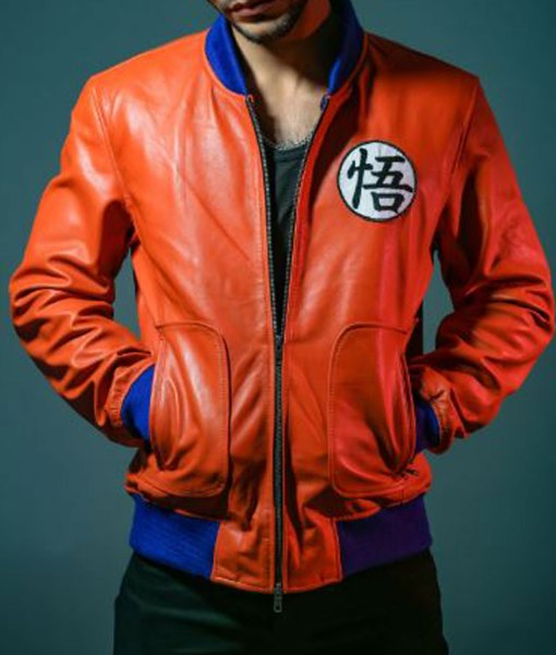 dragon-ball-goku-leather-jacket