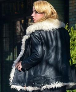 ana-taylor-joy-shearling-jacket