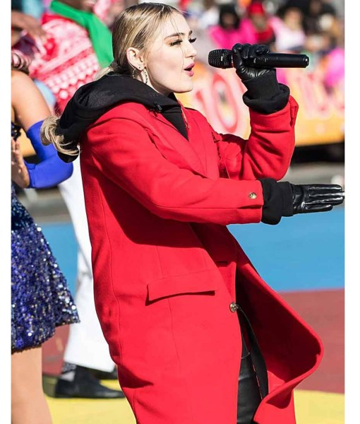 meg-donnelly-thanksgiving-day-coat
