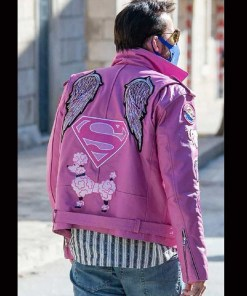 nicolas-cage-biker-pink-leather-jacket