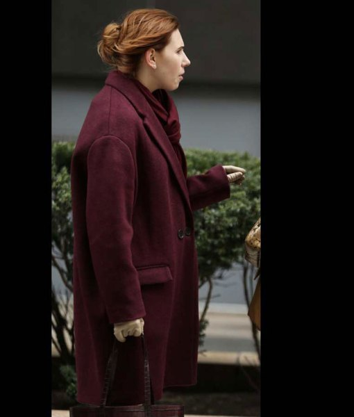the-flight-attendant-annie-coat