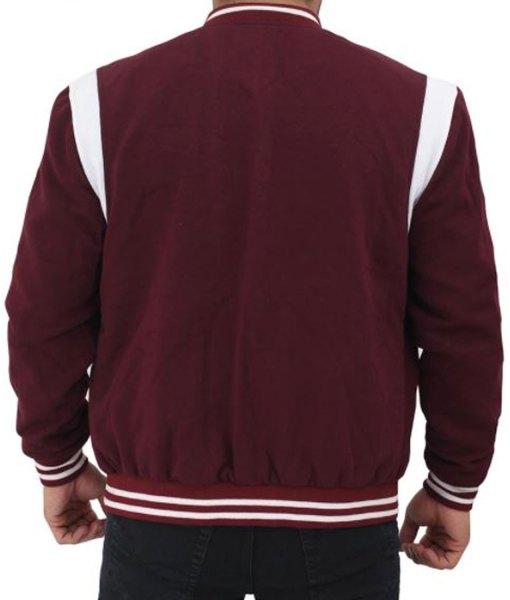 maroon-college-jacket