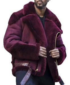 mens--belted-suede-shearling-leather-jacket