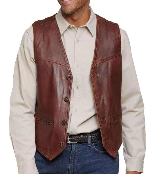 lambskin-brown-leather-vest