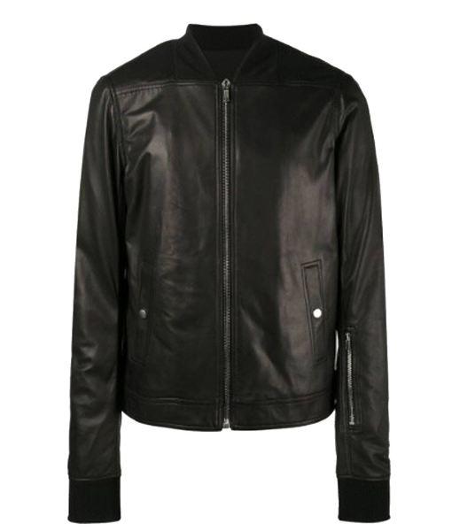 rick-owens-leather-bomber-jacket