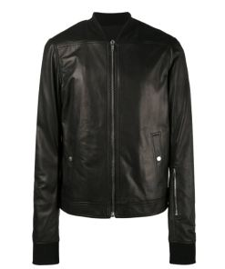 rick-owens-leather-bomber-jacket
