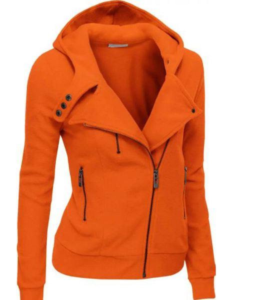 womens-wool-orange-jacket