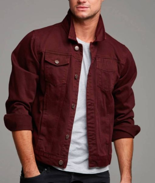 mens-burgundy-jacket