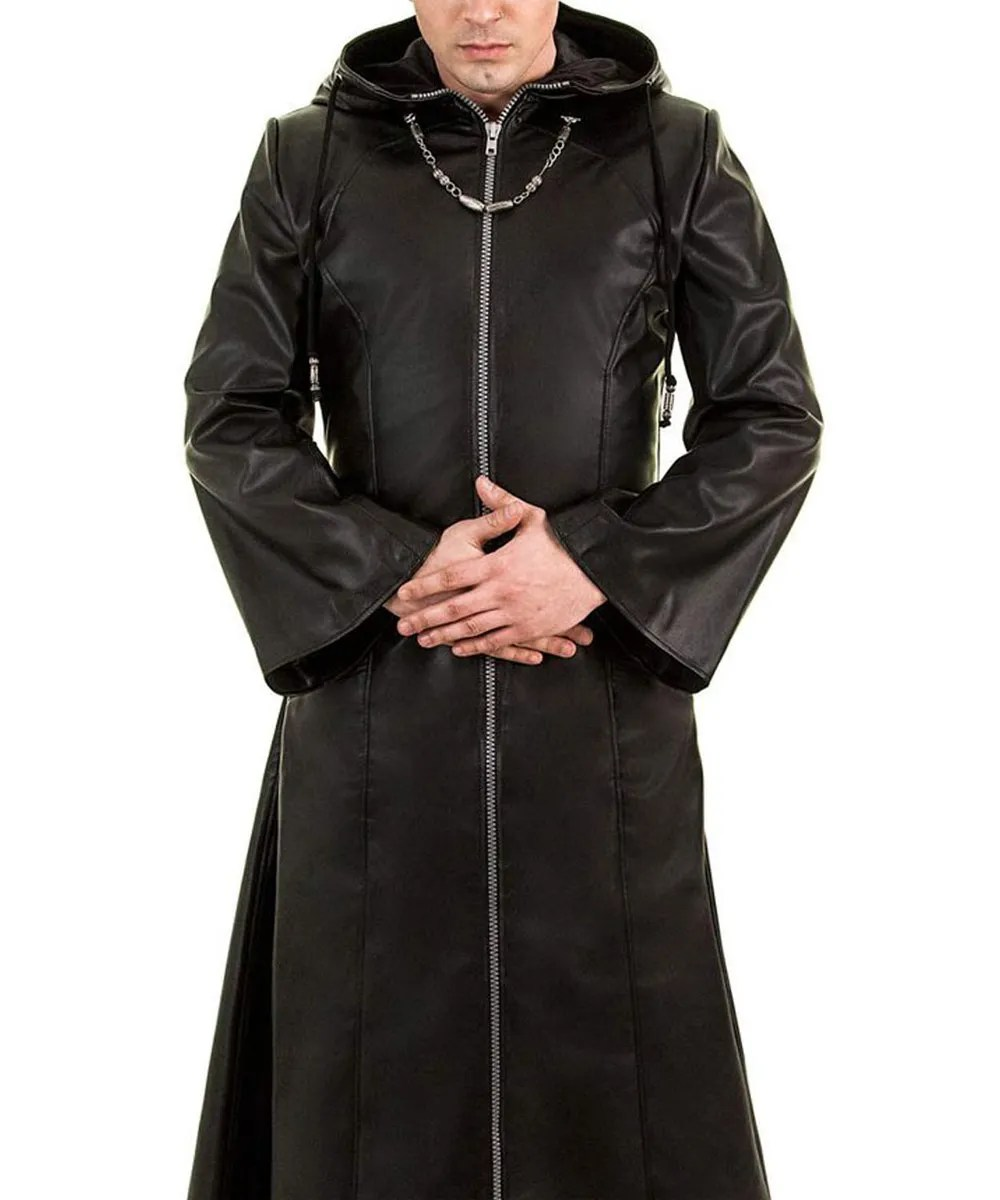 organization-13-kingdom-hearts-leather-hoodie