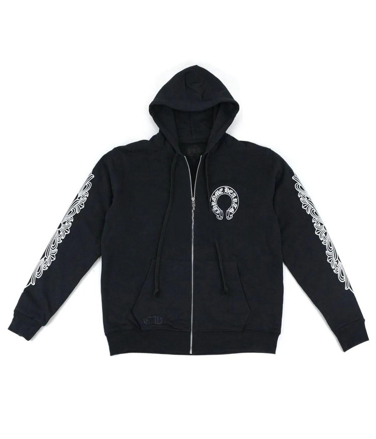 chrome-hearts-hoodie