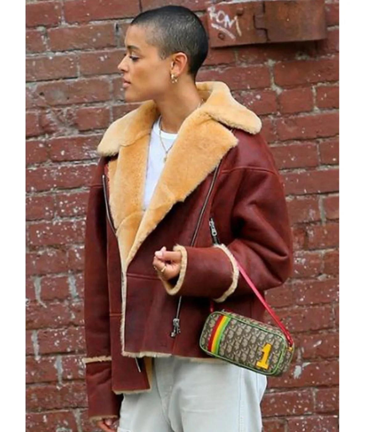 gossip-girl-jorden-alexander-leather-jacket