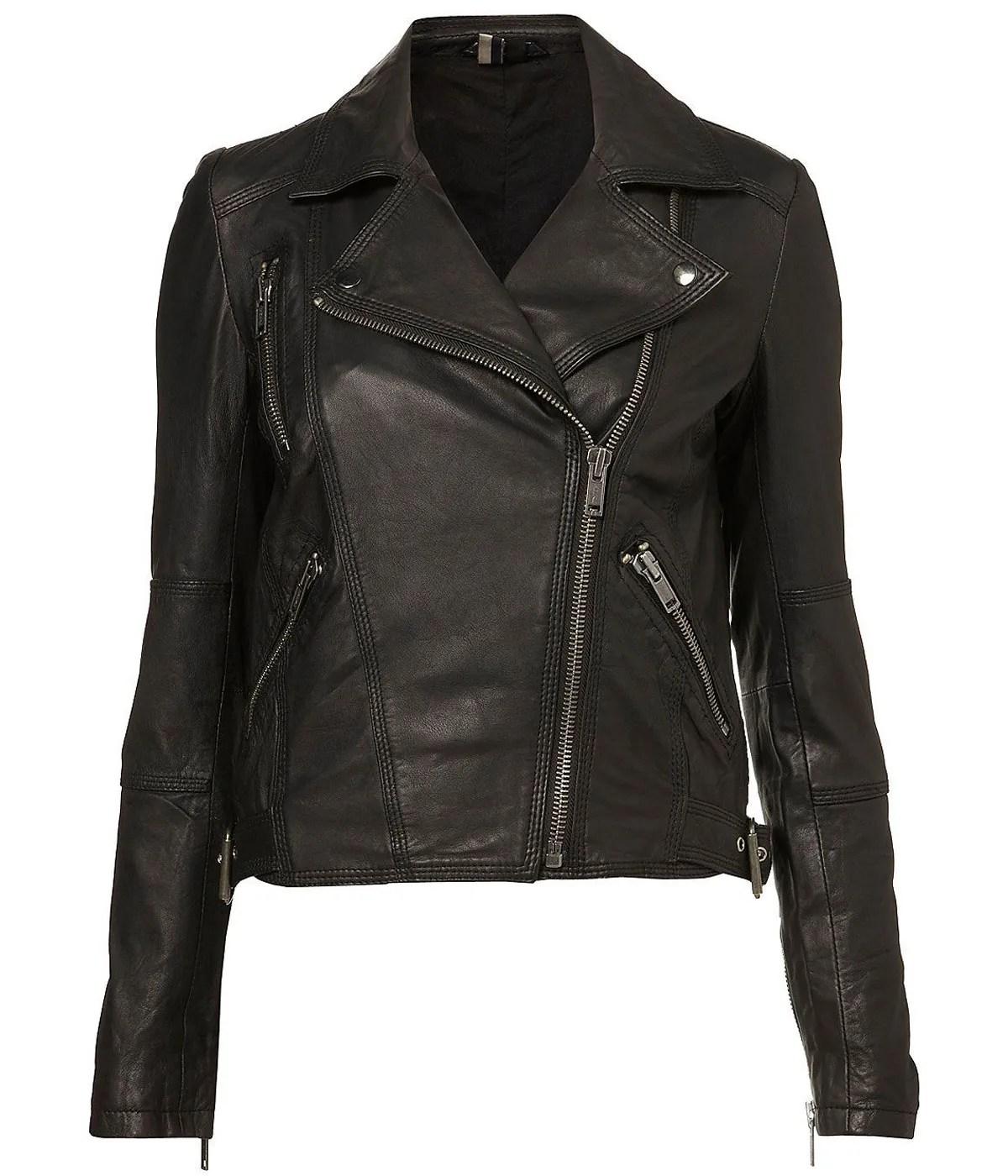 sarah-manning-leather-jacket