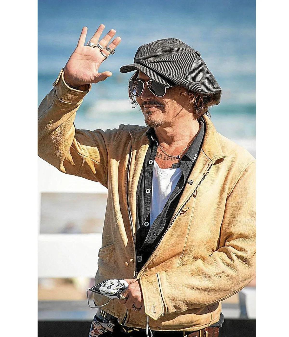 johnny-depp-crock-of-gold-brown-jacket