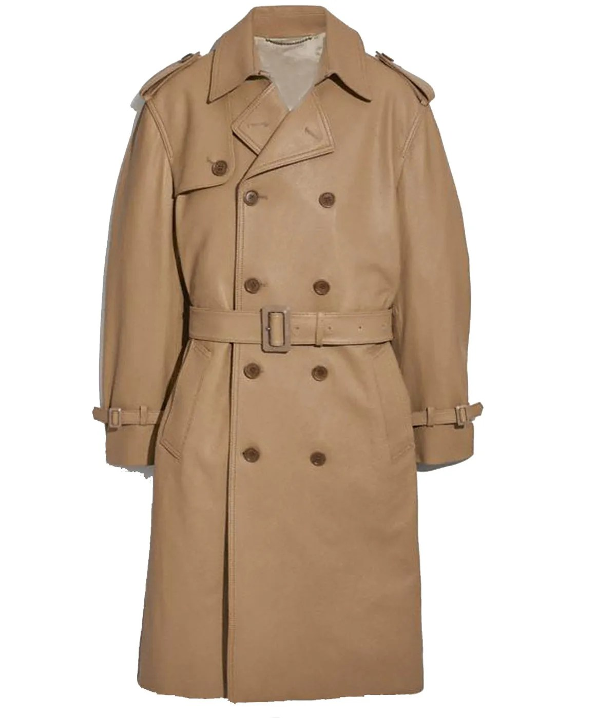 mens-double-breasted-leather-trench-coat