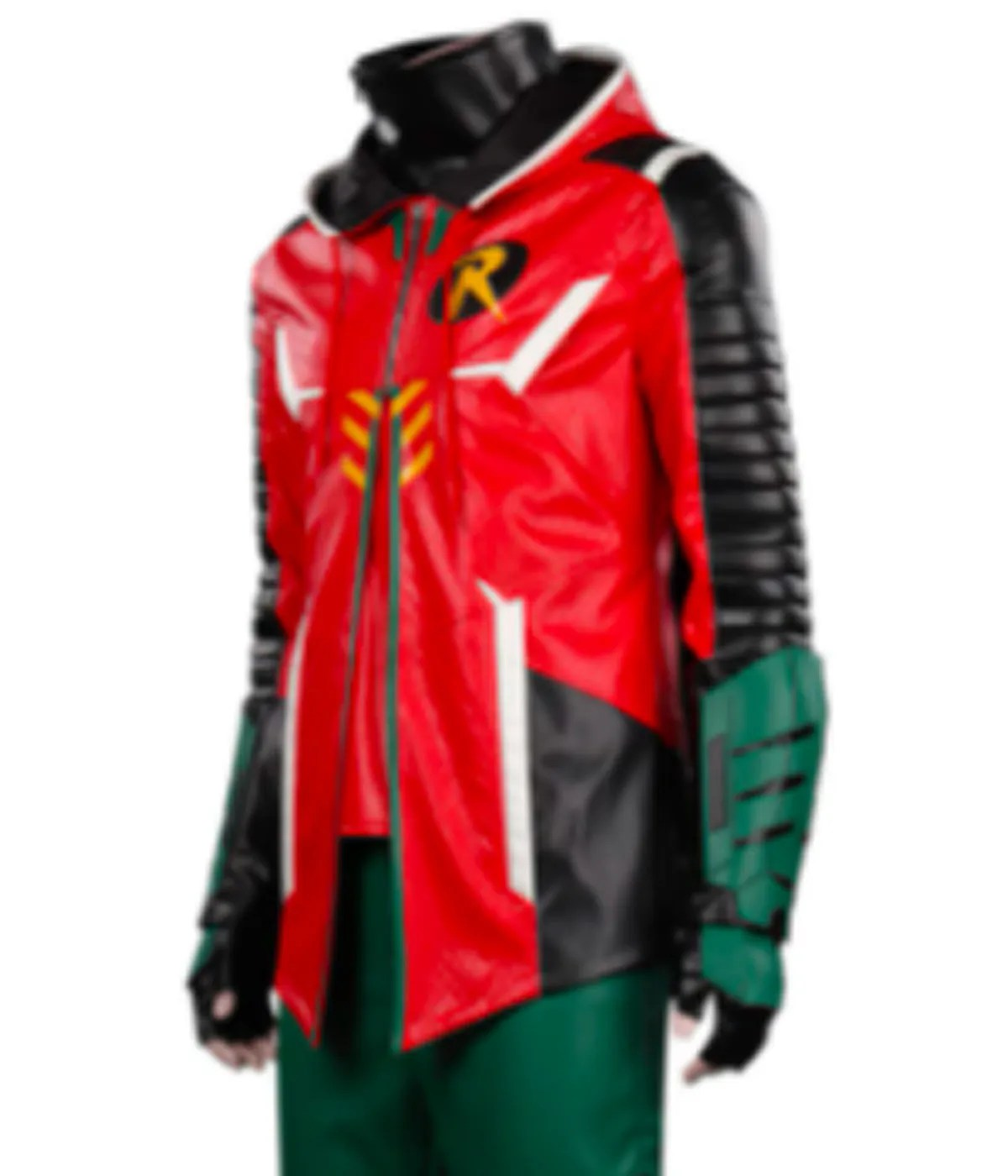 robin-gotham-knights-red-leather-jacket