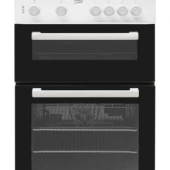 Beko Oven Wiring Diagram Fuller 13 Speed Transmission Kd533as Silver 50cm Twin Cavity Free Standing Electric Cooker Ktc611w White 60cm Ceramic
