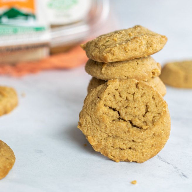 Paleo Sunflower Seed Butter Cookies