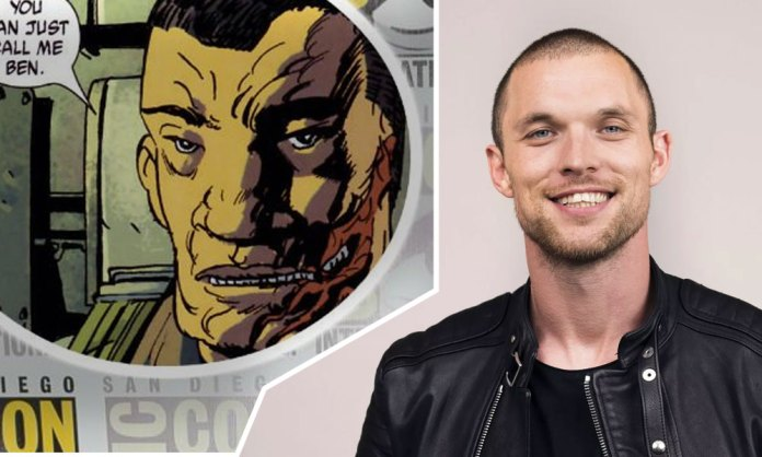 hell boy ed skrein quits