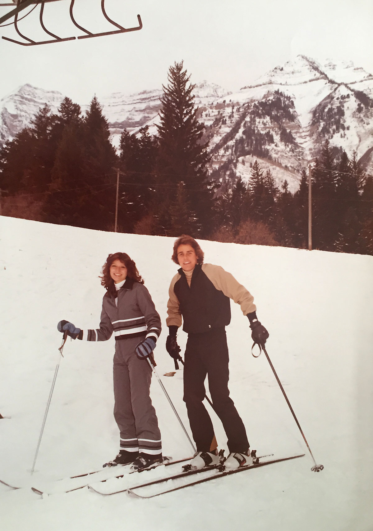 Jack Hadley Ski Instructor