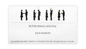 Jack Hadley Soter Associates Provo UT