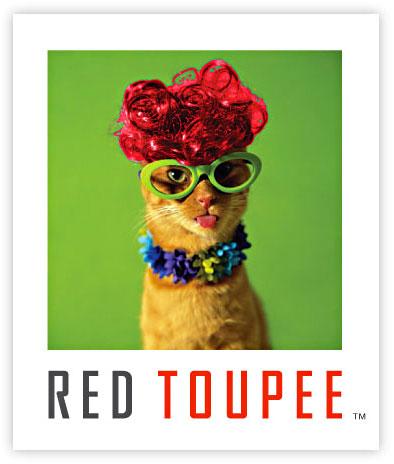 Jack Hadley Red Toupee
