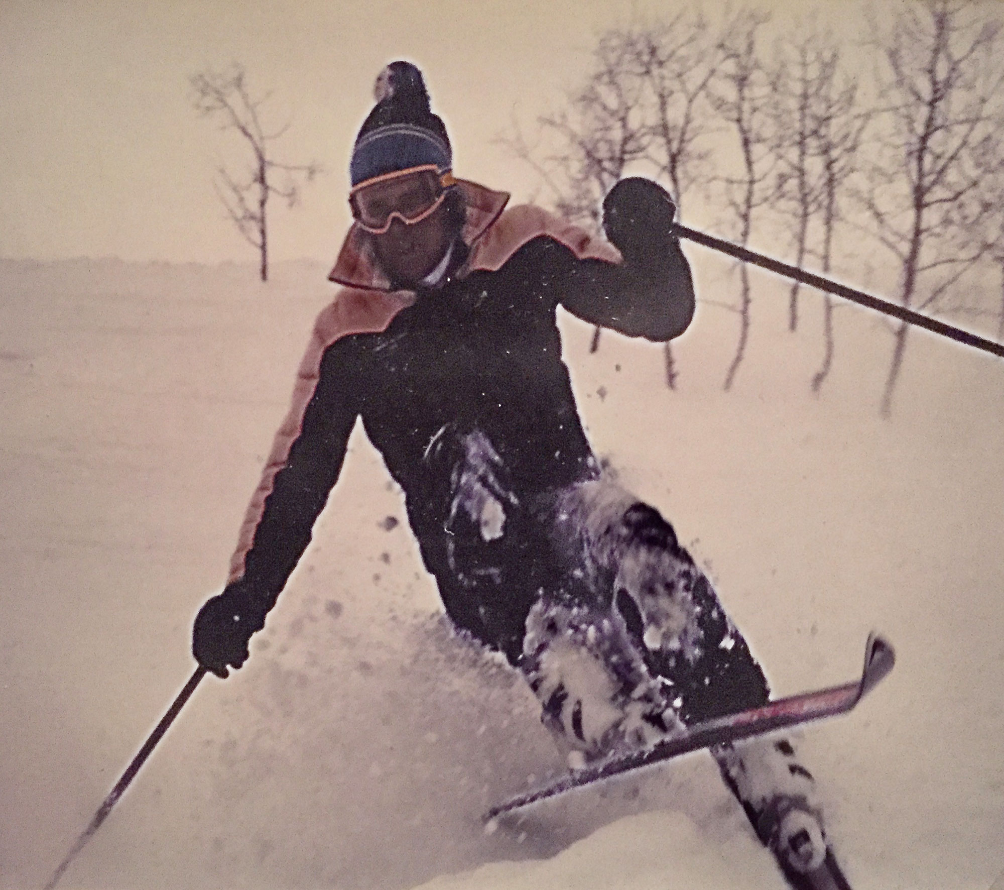 Jack Hadley Ski Instructor Sundance Mountain Resort