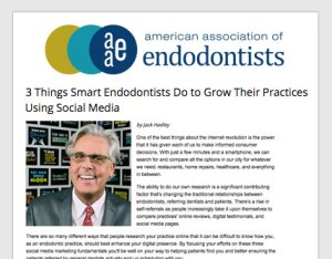 Endodontist Marketing