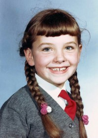 Jackie School photo