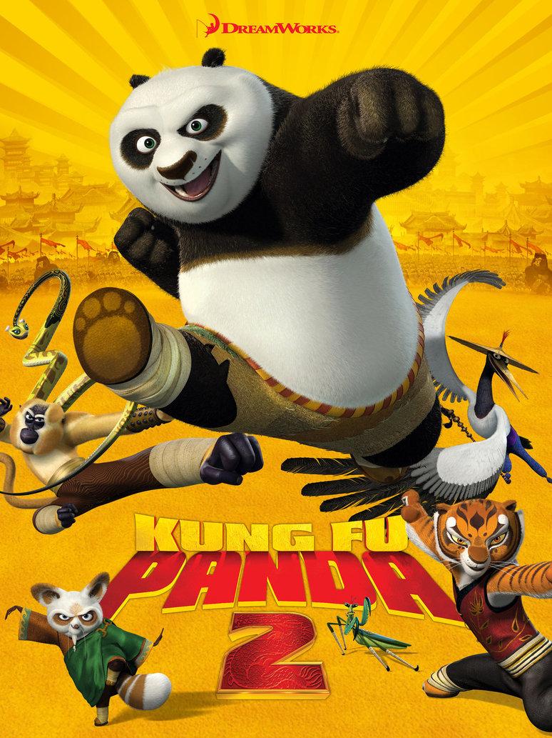Kung Fu Panda 2 《功夫熊貓 2》