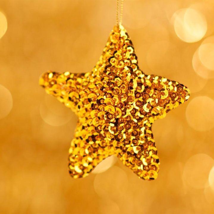 ゴールド星