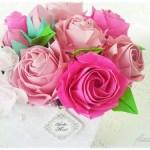 折り紙 バラ