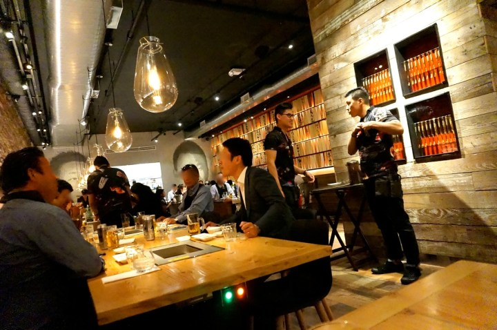 大阪ホルモン焼肉NY店